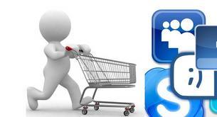 Vender manualidades a través de internet y de las redes sociales