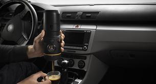 ¿Prepararse un café en el coche? Con Handpresso ahora es posible
