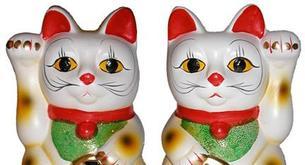 Maneki Neko, el gato de la suerte japonés
