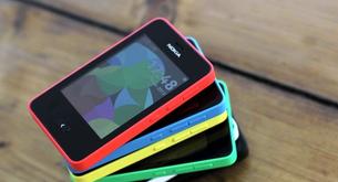 Asha 501, Nokia lanza el smartphone low cost