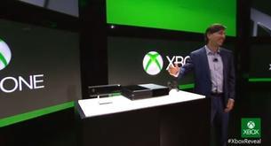 Presentada la nueva Xbox One