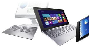 "Asus lanza su ordenador ""tres en uno"": Pc, Tablet y Notebook"