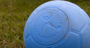 El balón de fútbol que nunca se pincha