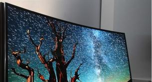La nueva televisión de pantalla curva