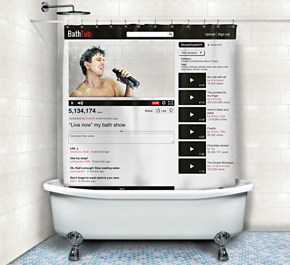 Cortinas De Baño Tabla Periodica:Cortinas de baño para gamers empedernidos : para jugar al Space