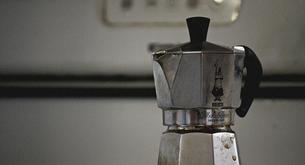 Cafetera moka para preparar el café al estilo italiano