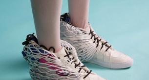 Zapatillas y tienda de campaña: 2 en 1