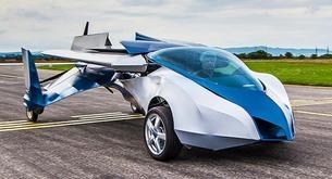 El coche que vuela existe y funciona