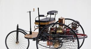 El coche más antiguo del mundo
