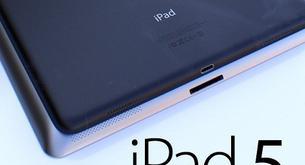 iPad 5 e iPad mini, rumores sobre las novedades introducidas por Apple
