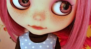 Las muñecas Blythe, aunténticas modelos de juguete