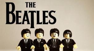 Bandas míticas convertidas en Lego