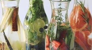 Aguas saborizadas 100% naturales para el verano
