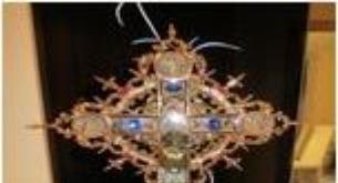 Artículos religiosos de segunda mano
