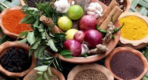 Principales alimentos de la dieta ayurvédica