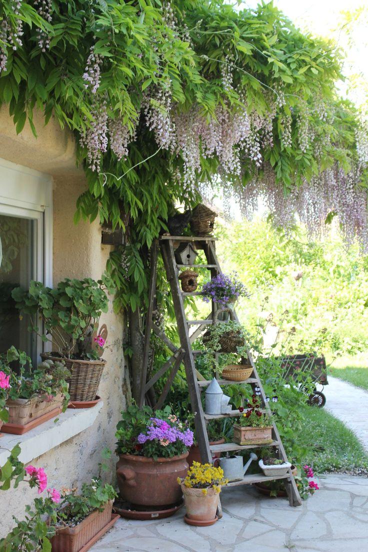 Cómo decorar el jardín esta primavera