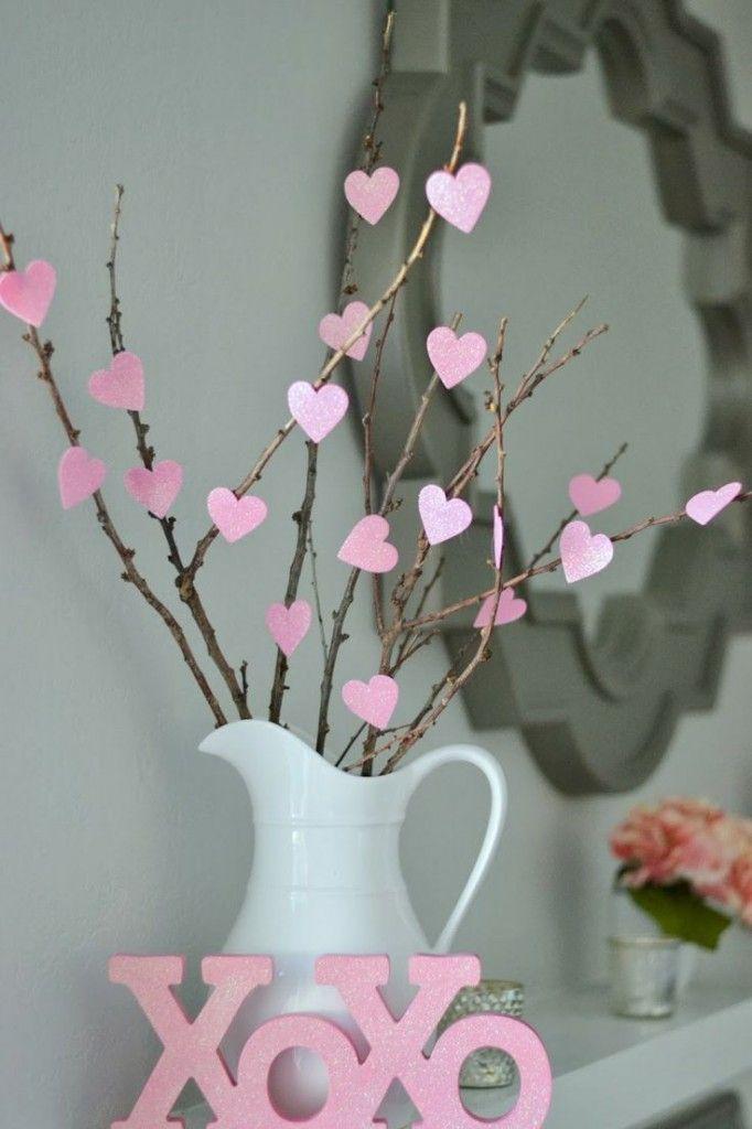 Cómo decorar la casa para San Valentín