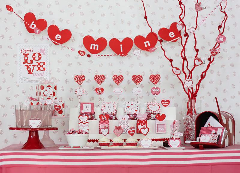 Como Decorar La Casa Para San Valentin - Decorar-para-san-valentin