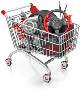 Por qué comprar recambios de coche por Internet