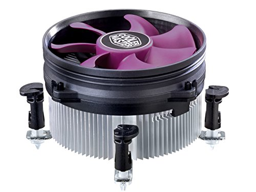 Cooler Master XDream i117 - Ventiladores de CPU 'Cross Shape Heat Dissipating Design, 1800RPM +/-10%,  Ventilador de 95mm' RR-X117-18FP-R1