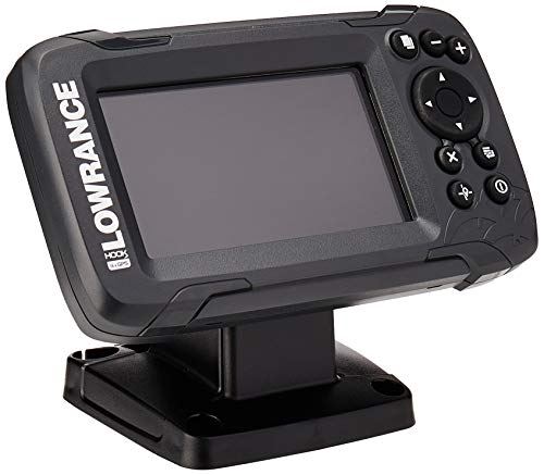 "Lowrance 000-14015-001 Hook2 GPS - Buscador de Peces (10,92 cm/4,3""), Color Negro"