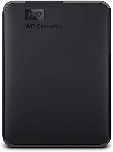 WD 2 TB Elements disco duro portátil USB 3.0