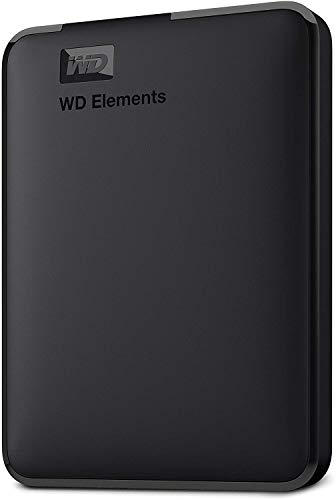 WD 1 TB Elements disco duro portátil USB 3.0