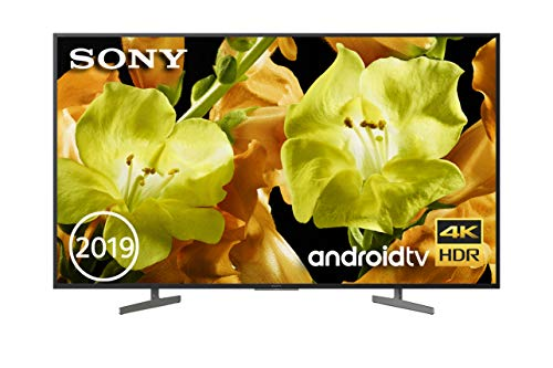 "Sony KD-55XG8196BAEP - Televisor 4K HDR de 55"" (Android TV, Triluminos, procesador 4K X-Reality PRO, HDR, control por voz, ClearAudio+) negro"