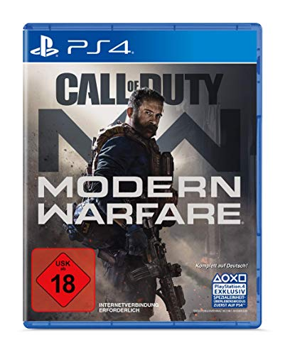 Call of Duty: Modern Warfare - PlayStation 4 [Importación alemana]