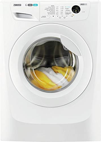 Zanussi ZWF8163BW Independiente Carga frontal 8kg 1600RPM A+++ Blanco - Lavadora (Independiente, Carga frontal, Blanco, 8 kg, 1600 RPM, A)