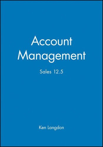 Account Management: Sales 12.5 (Express Exec Book 6) (English Edition)